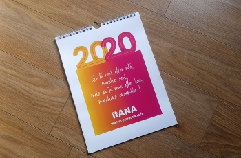 Calendrier Rana 2020